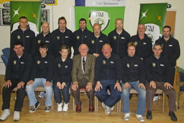 Kerry Soccer Referees with